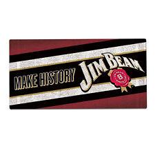 LARGE Licensed Jim Beam Bourbon Beach Bath Gym Towel Fathers Day Gift SALE
