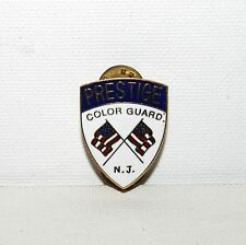 PRESTIGE Color Guard NJ metal pin Vintage US Air Force