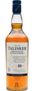 Talisker 10 Year Old 700mL Bottle
