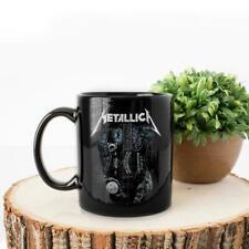 Meetallyca And Coffee For All Black Mug Classic Arts Band Music Legends Live ...
