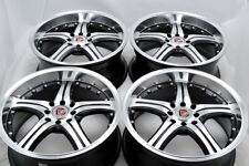 17 Wheels Elantra Integra Cobalt Prelude Civic Miata Ion Aveo 4x100 4x114.3 Rims