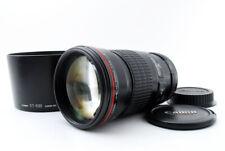 [MINT] Canon EF 200mm f/2.8 L II USM Telephoto Zoom Lens + Hood from Japan 391