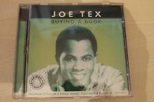 JOE TEX - BUYING A BOOK (CD ALBUM)