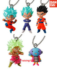 BANDAI Dragonball Super DBZ Best 22 Keychain Gashapon Figure set of 5