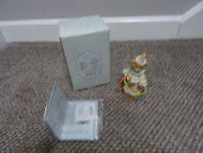 CHERISHED TEDDIES / TEDDY LYNDON 4001899 RETIRED & BOXED FIGURINE CIRCUS BEAR