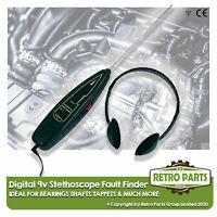 9v Stethoscope Noise Fault Finder For Nissan. Bearings Shafts Tappets