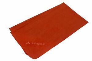 Vaude Handtuch Sports Towel M / orange, Outdoor, Reisen, Wandern  100 x 54 cm