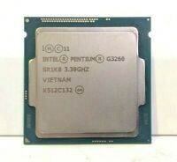 Intel Pentium G3260 SR1K8 3.30GHz LGA1150 Tested Working Dual Core PC CPU EB198