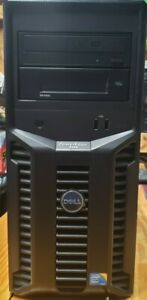 Dell PowerEdge T110 Tower PC Xeon X3430 2.4GHz 8GB 0HD Boots