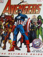 Avengers The Ultimate Guide HC (2005 DK Publishing) #1-1ST