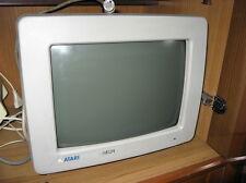 Moniteur Atari haute résolution SM124 (Atari 520ST, 1040ST)