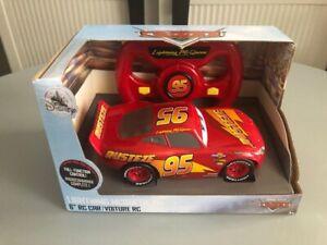 "Disney Store Exclusive 6"" Lightning McQueen- Pixar CARS R/C [2.4 GHz] - NEW"