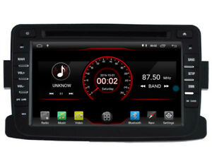 "Gps Car DVD Radio Player for Renault Duster Dokker Logan Sandero 7"" Android 10"