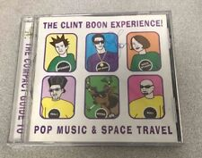 Boon, Clint : Compact Guide to Pop Music & Space Travel CD