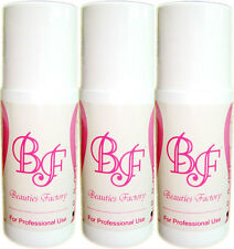 3x BF Professional Acrylic Liquid Nail Art System Acrylic Powder Tips 50ml #434A