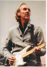 MIKE RUTHERFORD - Signed 12x8 Photograph - MUSIC - GENISIS