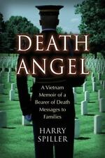 Death Angel: A Vietnam Memoir of a Bearer of Death Messages to-ExLibrary
