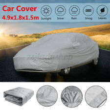 Universal Full Car SUV Cover Waterproof Sun UV Snow Dust Protect XL