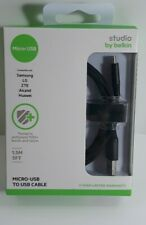 MICRO-USB TO USB CABLE STUDIO BY BELKIN