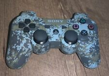 OEM Sony PlayStation 3 DualShock 3 Sixaxis Wireless Controller Camo Digital PS3