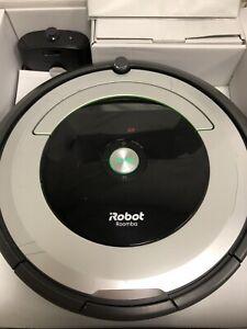 iRobot Roomba 690 Vacuum Robot Good Condition #11 Read Description