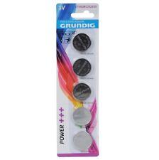 ED130 - Batterie Grundig a bottone CR2430 - Confezione 5 pezzi