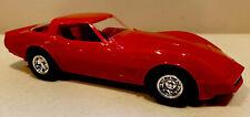 MPC - 1981 CHEVROLET CORVETTE (RED) - DEALER PROMO MODEL