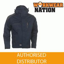 Herock Persia Breathable Waterproof Work Jacket Coat Navy