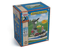 THOMAS AND FRIENDS TRAIN-BRENDAM DOCKS PACK - CRANKY BULSTRODE LIGHTHOUSE *NEW*