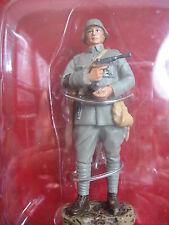 FIGURINE HACHETTE  SOLDATS DE 1914 1918 14-18  # 60B LIEUTENANT ALLEMAND 1917