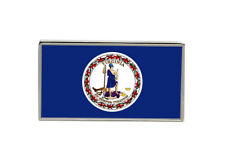 Virginia Drapeau USA Insigne de Goupille de Revers