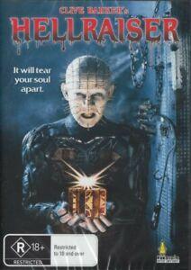 Hellraiser (DVD) NEW/SEALED