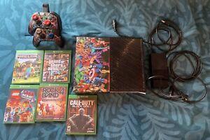 Microsoft Xbox One BUNDLE 1TB Console - Black - Marvel Themed