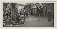 Egypt postcard - Port Said, Native Quarter (A29)
