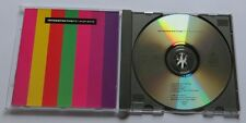 PET Shop Boys-INTROSPECTIVE-CD ALBUM -