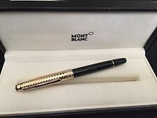 Montblanc Meisterstuck Solitaire Doue Geometric Dimension Rollerball Pen 105988