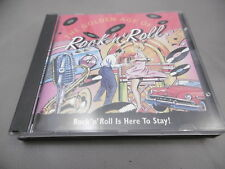 READER'S DIGEST GOLDEN AGE OF ROCK 'N' ROLL ROCK 'N' ROLL IS HERE TO STAY 3 CD