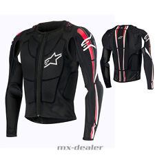 Alpinestars bionic plus Safety chaqueta protectores body protector bns Brace
