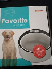Favorite Smart Bowl Food Control Weight Sensor dog cat Pet Bowl slowed Control