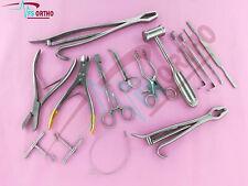 Veterinary Orthopedic Kit Surgical Orthopedic Instruments German Stainless steel