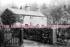 CH 122 - Manley Post Office, Cheshire c1906 - 6x4 Photo