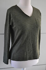 Woman top,size 12,olive green,worn once