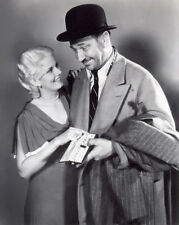 Wallace Beery and Jean Harlow UNSIGNED photo - H7938 - The Secret Six
