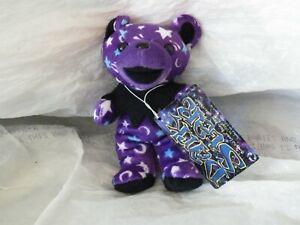 Dark Star Grateful Dead Dancing Bean / Beanie Bear brand new old stock no res