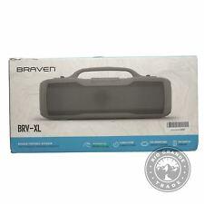 NEW Braven BRV-XL Portable Bluetooth Waterproof Rugged Speaker - 40W