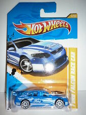 FORD FALCON 351 V8 SUPERCAR NR MINT RARE FACTORY BLUE LONG CARD 2012 !!