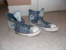 Convers All Star Chuck Taylor Quilt High Tops
