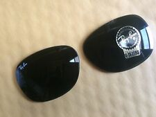 """Ray Ban RB 2132  RayBan  """"New Wayfarer""""  55 mm  Replacement Lenses G-15 color"""