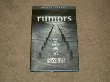 PHILIP YANCEY: Rumors of Another World: What on Earth Are We Missing? (Book)