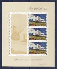BLOC  Portugal  Acores Europa 1983